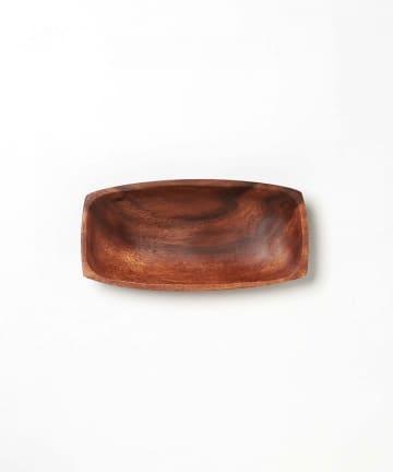 CIAOPANIC TYPY(チャオパニックティピー) 〈木製食器・お皿〉アカシアレクタングルトレー