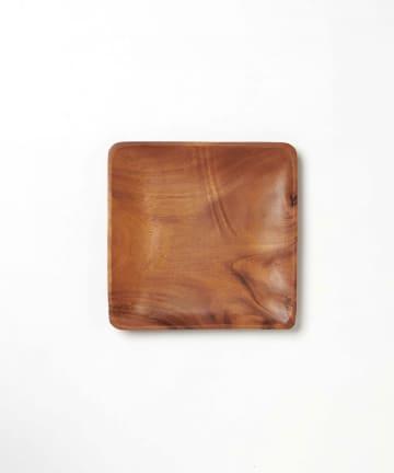 CIAOPANIC TYPY(チャオパニックティピー) 〈木製食器・お皿〉アカシアトレースクエア
