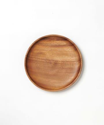 CIAOPANIC TYPY(チャオパニックティピー) 〈木製食器・お皿〉アカシアトレーラウンド