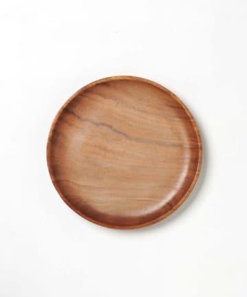 CIAOPANIC TYPY(チャオパニックティピー) 〈木製食器・お皿〉アカシアラウンドトレー L