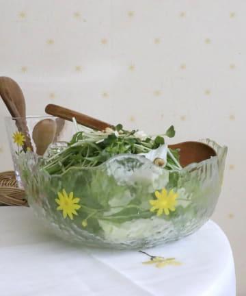 salut!(サリュ) 【Fleur jaune】ボウルラージ