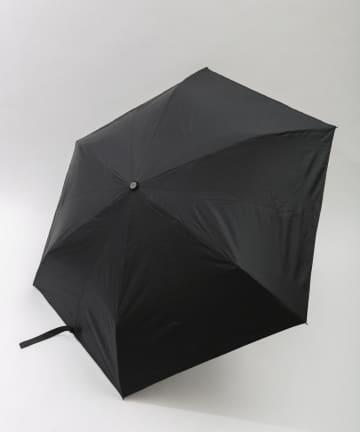 3COINS(スリーコインズ) 【一部店舗限定】ユニセックス晴雨兼用折傘カラビナ手元