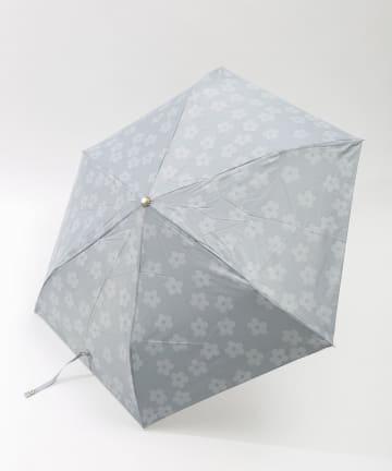3COINS(スリーコインズ) 【一部店舗限定】晴雨兼用折傘ランダムフラワー