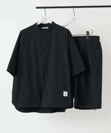 COLONY 2139(コロニー トゥーワンスリーナイン) NESTマルチストレッチバンドカラーシャツ(セットアップ可)