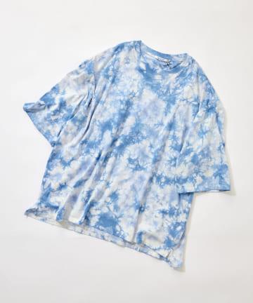 COLONY 2139(コロニー トゥーワンスリーナイン) タイダイSUPER BIG Tシャツ/ビッグシルエットTシャツ【ユニセックス可】