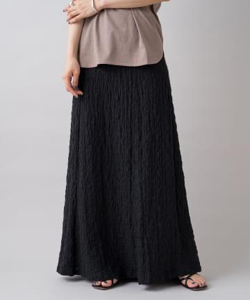 Loungedress(ラウンジドレス) ジャガードマーメイドスカート