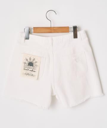 OLIVE des OLIVE OUTLET(オリーブ・デ・オリーブ アウトレット) 【dsf】Damaged shorts