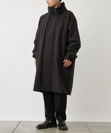 COLONY 2139(コロニー トゥーワンスリーナイン) WIND BLOCK撥水ロングコート