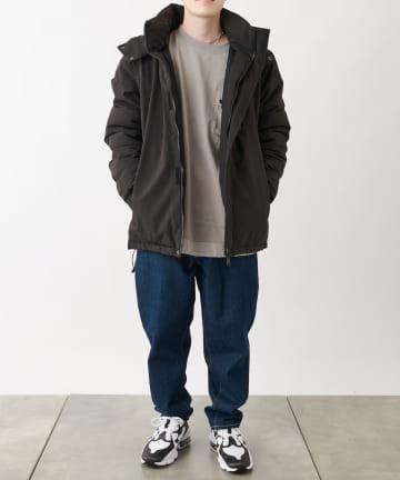 COLONY 2139(コロニー トゥーワンスリーナイン) WIND BLOCK撥水切替中綿ジャケット