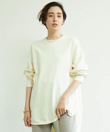 GALLARDAGALANTE(ガリャルダガランテ) 【R JUBILEE】ベーシックロングTシャツ