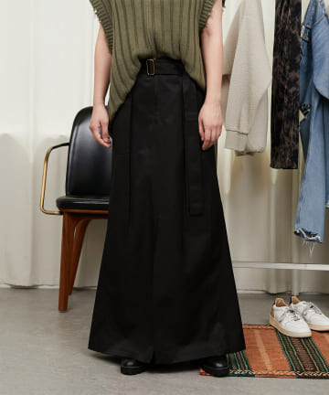 Whim Gazette(ウィム ガゼット) 【THE PAUSE】ベイカータイトスカート