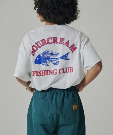 WHO'S WHO gallery(フーズフーギャラリー) 【Sourcream/サワークリーム】FISHカレッジTEE
