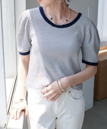 Discoat(ディスコート) 【前後2WAY】パワショルTシャツ