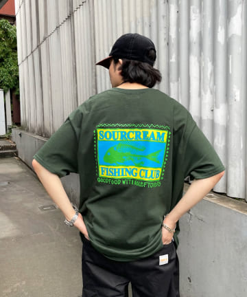 WHO'S WHO gallery(フーズフーギャラリー) 【Sourcream/サワークリーム)FISH right thing