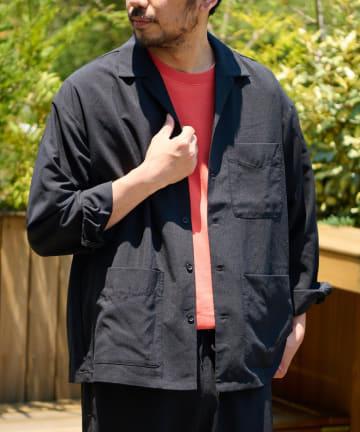 CIAOPANIC TYPY(チャオパニックティピー) クール&ドライ キャンプジャケット