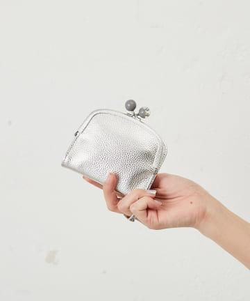 ear PAPILLONNER(イア パピヨネ) (WEB限定カラー有)スマートがま口折り財布