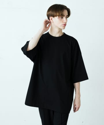 Lui's(ルイス) SHINE BIG ショートスリーブTシャツ