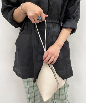 Omekashi(オメカシ) DONO トライアングルバッグ