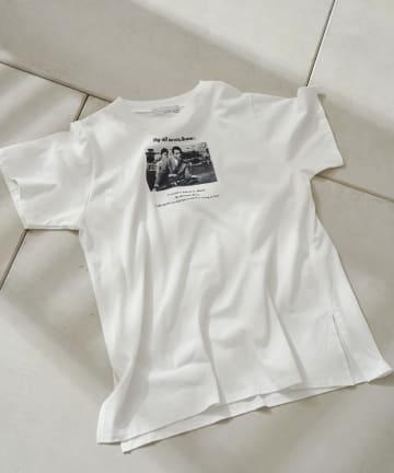 prose verse(プロズヴェール) ローマの休日シネマTシャツ