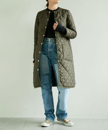 GALLARDAGALANTE(ガリャルダガランテ) 【Traditional Weather Wear】キルティングコート