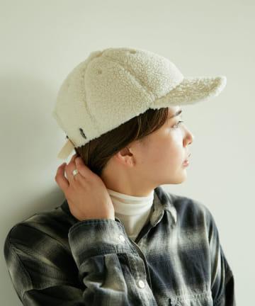 GALLARDAGALANTE(ガリャルダガランテ) 【Traditional Weather Wear】ボアキャップ