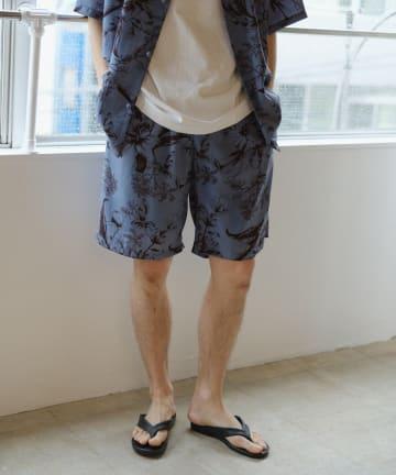 Kastane(カスタネ) 【WHIMSIC】CABANA SHORT PANTS