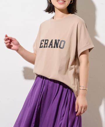 BONbazaar(ボンバザール) VERANO logo Tシャツ