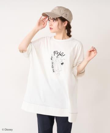 pual ce cin(ピュアルセシン) <101匹わんちゃん>プリントTシャツ