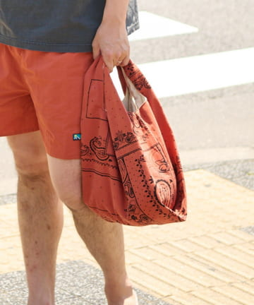 CIAOPANIC TYPY(チャオパニックティピー) ペーズリーマーケットバッグ