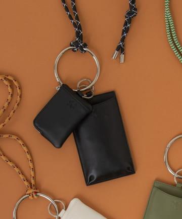 Kastane(カスタネ) モバイル&カードケースショルダー