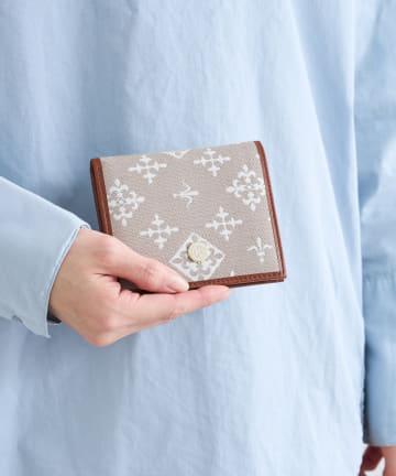 russet(ラシット) 折財布【コットンジャガード】(SO-327)