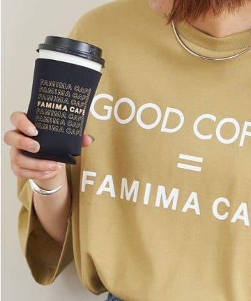 CIAOPANIC TYPY(チャオパニックティピー) 【FAMIMA CAFE】カップホルダー