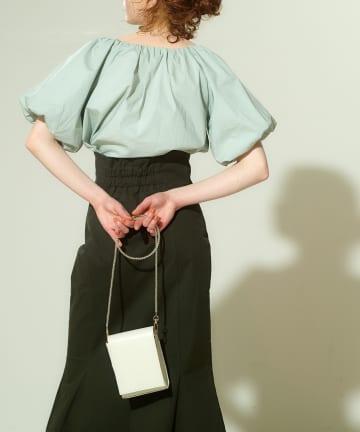 natural couture(ナチュラルクチュール) ミラーイン多機能ショルダー