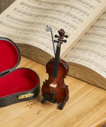 salut!(サリュ) violinオブジェ