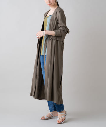 OUTLET(アウトレット) 【Loungedress】カットガウン