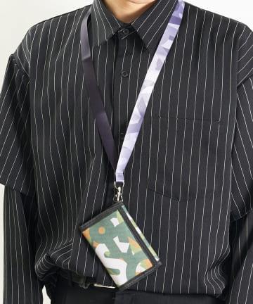 ASOKO(アソコ) <CAMOシリーズ>折りたたみ財布