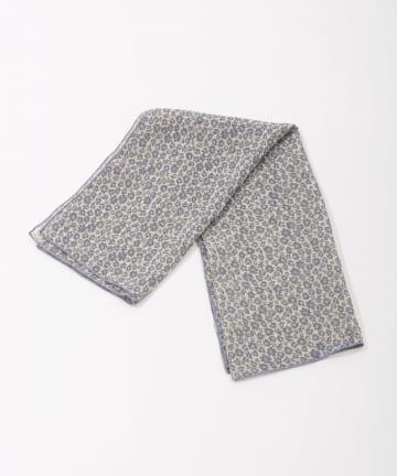 Lattice(ラティス) 花柄スカーフ