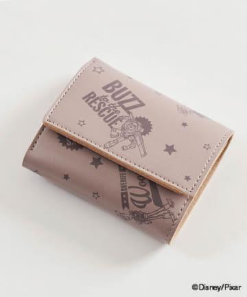 3COINS(スリーコインズ) 【PIXAR PART1】コンパクト三つ折り財布