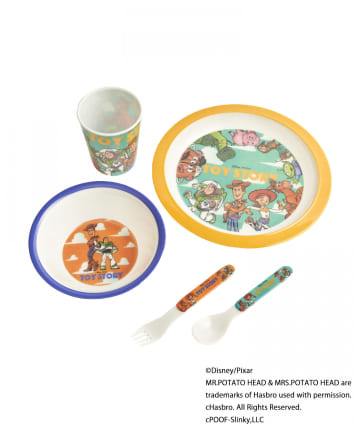 3COINS(スリーコインズ) 【PIXAR PART2】食器セット