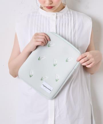 natural couture(ナチュラルクチュール) Birth flower ipadケース