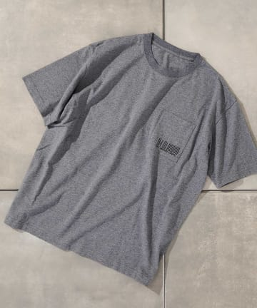 COLONY 2139(コロニー トゥーワンスリーナイン) マットプリント半袖TシャツB※セットアップ対応/ワンマイルウェア/ユニセックス可