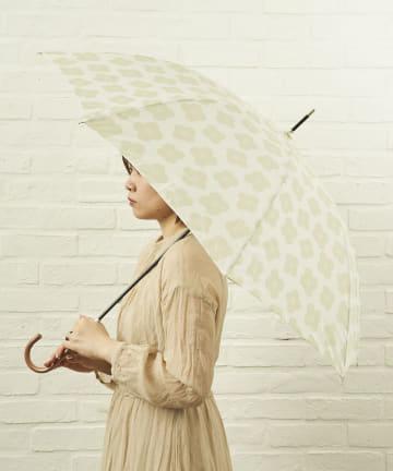 salut!(サリュ) 雨傘長おはな(イエロー)