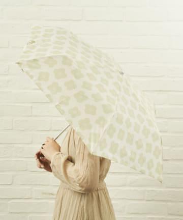 salut!(サリュ) 雨傘折おはな(イエロー)