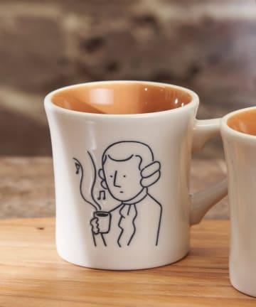 BIRTHDAY BAR(バースデイバー) 【COFFEE BOY】マグカップ