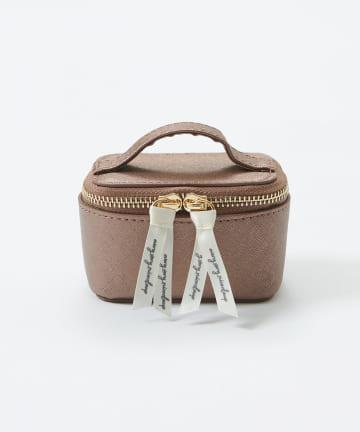 natural couture(ナチュラルクチュール) 持ち運べるfavoriteアクセケース