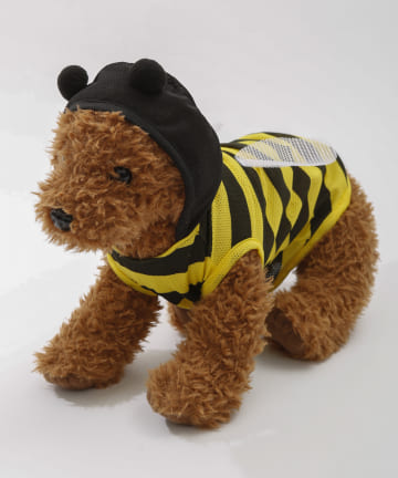 3COINS(スリーコインズ) 【季節を楽しむ着せ替えグッズ】ペット用衣装:ハチ
