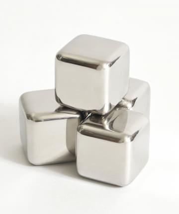 3COINS(スリーコインズ) 【HOME CAFE】ステンレスアイスキューブ