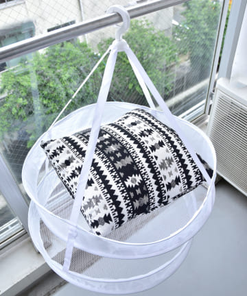 3COINS(スリーコインズ) 【お洗濯をより快適に】衣類干しネット