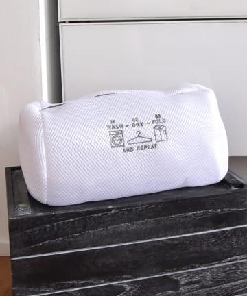 3COINS(スリーコインズ) 【お洗濯をより快適に】ランドリーネットシリンダー