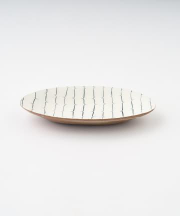 LIVETART(リヴェタート) 《つくも窯》楕円皿new